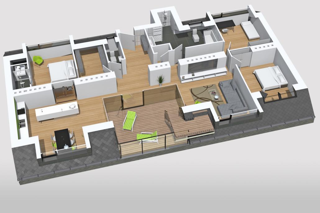Dachgeschossausbau  U2013 Smarthome360 At