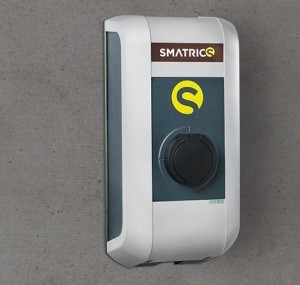 Smatrics Wallbox, E-Tankstelle